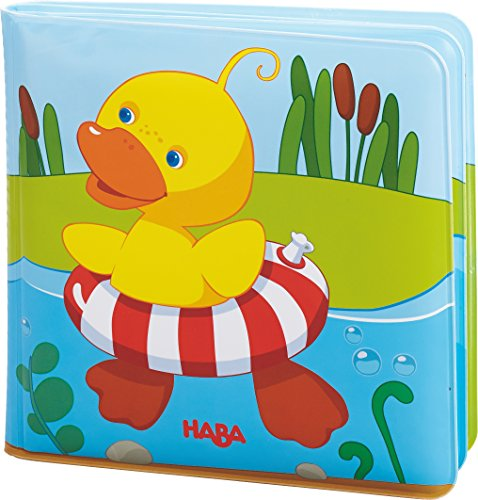 HABA 302633 Badebuch Schwimmente 2, Kleinkindspielzeug