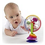 Best Bell Kid Cars - Lishy Baby Ferris Wheel Rotating Wheel Windmill Bell Review