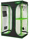 VITA5 Grow Tent 2-in-1 | Growing Tent for Homegrowing | Lightproof and Tearproof