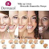 Dermacol Make-Up Cover - 212 Base de Maquillaje - 30 gr