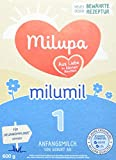 Milupa MILUMIL 1 Anfangsmilch, 1er Pack (1 x 600 g)