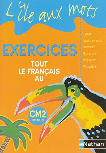 tout le francais au CM2, cycle 3 ; pack 5 cahiers (édition 2004)