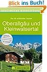 Wanderführer Oberallgäu und Kleinwals...