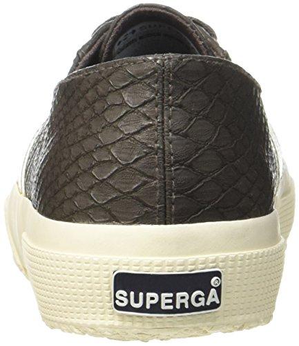 Superga Damen 2750 Pusnakew Sneaker Braun (caffè Marrone)