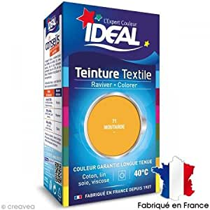 Ideal Teinture Liquide Mini 71 Moutarde