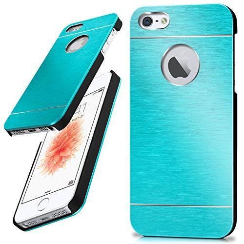Iphone 5s Hülle Dünn Gold Oneflow Aluminium Backcover Schutz