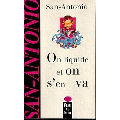 On liquide et on s'en va (San Antonio Poche)