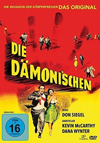 Die Dämonischen: Die Invasion der Körperfresser - Das gebraucht kaufen  Wird an jeden Ort in Deutschland