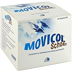 MOVICOL Schoko 50 stk