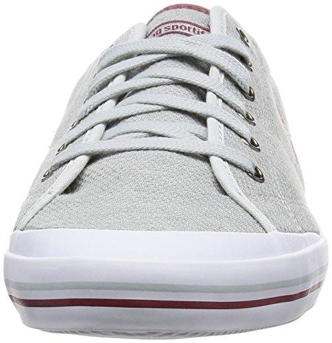 Le Coq Sportif Herren Grandville Summer Jersey Sneaker Grau