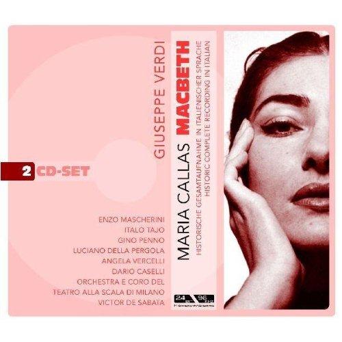 Giuseppe Verdi: Macbeth (Macbetto) (Gesamtaufnahme)