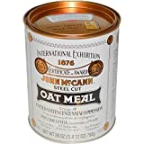 McCann's Irish Oatmeal, Steel Cut Oat Meal, 28 oz (793 g) (1 unit)