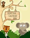 #2: Perpetual Calendar Book: Personal Calendar Of Important Celebrations Plus Gift And Card Log (Perpetual Event Calendars)(V4)