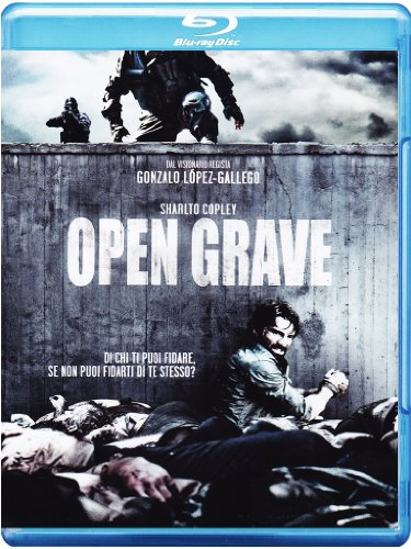 Open Grave (Blu-Ray)