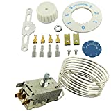 EUROPART Universal VS5 Thermostat-Kit