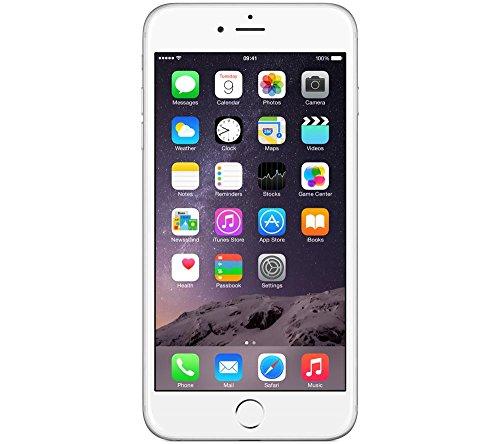Apple iPhone Plus FaceTime Silver - Apple iPhone 6 Plus With FaceTime - 64GB, 1GB, 4G LTE, Silver