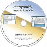 Produkt-Bild: Bachblüten Repertorium Software Praxisprogramm Bach10 (Bachblütenberater, Heilpraktiker u.a.)