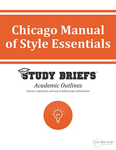 Chicago Manual of Style Essentials (English Edition)