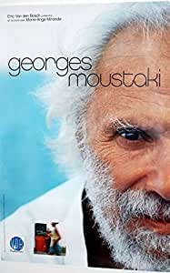 Georges Moustaki - 40X60 Cm Affiche / Poster