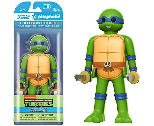 Teenage Mutant Ninja Turtles Leonardo Playmobil Action-Figur (Leonardo Turtle Mutant Teenage Ninja)