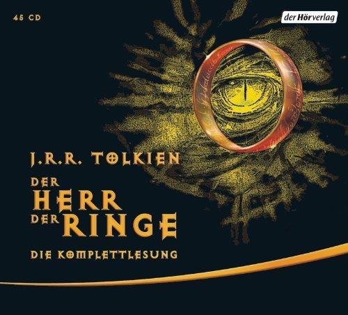 Der Herr der Ringe: Die Komplettlesung von Tolkien. gebraucht kaufen  Wird an jeden Ort in Deutschland