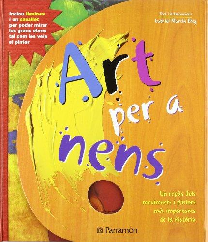Art per a nens (Arte y ciencias para niños)