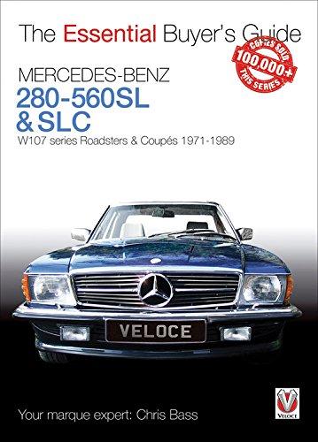 Mercedes-Benz 280SL-560SL Roadsters (Essential Buyer's Guide)