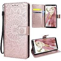 VemMore Samsung Galaxy Note 9 Hülle Handyhülle Schutzhülle Leder PU Wallet Flip Case Bumper Lederhülle Ledercase... preisvergleich bei billige-tabletten.eu