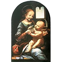 Leonardo Da Vinci - Madonna Benois - Extra Large - Matte Print