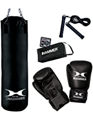 Hammer Boxing Set Chicago 100cm