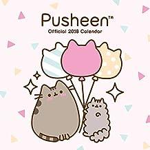 Pusheen Official 2018 Calendar - Square Wall Format (Calendar 2018)
