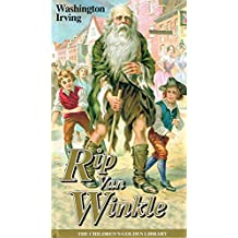 Rip Van Winkle And Other Stories : The Children's Golden Library : Number 35 :