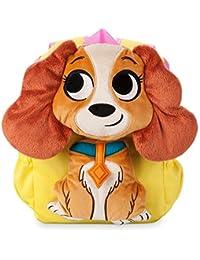 Disney Store Reina Niños Pequeño Mochila Furrytale Friends - La Dama y ...