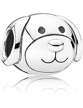 PANDORA 791707 Hund Charm aus 925er Silber
