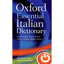 Oxford Essential Italian Dictionary: Italian-English - English-Italian