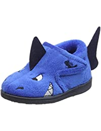 Chipmunks Boys' Sharky Low-Top Slippers