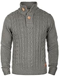 SOLID Ponce - Pull en Maille - Homme