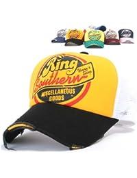 niki-orange® Ring Southern Trucker Cap in verschiedenen Farben