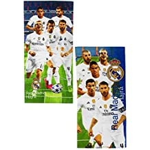 Toalla De Playa Real Madrid 70x140cm.