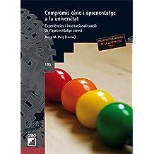 Compromís cívic i aprenentatge a la Universitat: 185 (Grao - Catala)