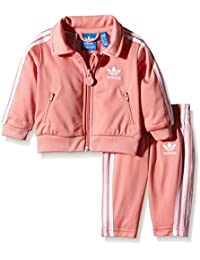 adidas Baby Trainingsanzug Firebird