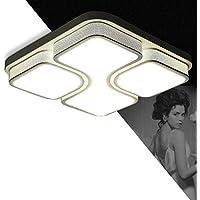 BBSLT Piazza moderna camera da letto minimalista acrilico LED lampada