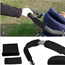 EXOH 1 par de guantes protectores de mangas para cochecito de bebé