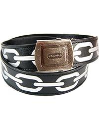 Chain Link Belt. Cool Stylish Punk Rock Alt Clothing Unusual Gift