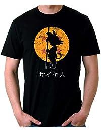 35mm - Camiseta Niño Goku Dragon Ball