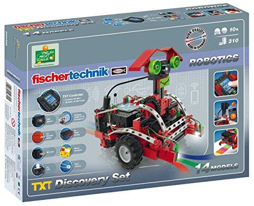 Fischertechnik 524328 - Robotics TXT Discovery Set, Verschiedene Spielwaren