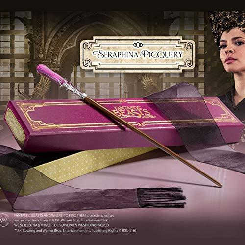 The Noble CollectionDie Zauberstab-Sammler von Seraphina Picquery