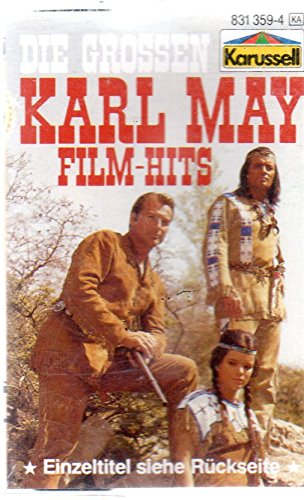 (Die grossen KARL MAY Film-Hits, u.a. mit Old Shatterhand Melodie und Winnetou Thema)
