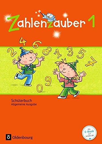 Zahlenzauber - Allgemeine Ausgabe - Neubearbeitung 2016: 1. Schuljahr - Schülerbuch mit Kartonbeilagen: Alle Infos bei Amazon