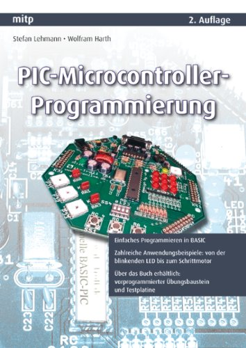 PIC-Microcontroller-Programmierung (mitp Professional)